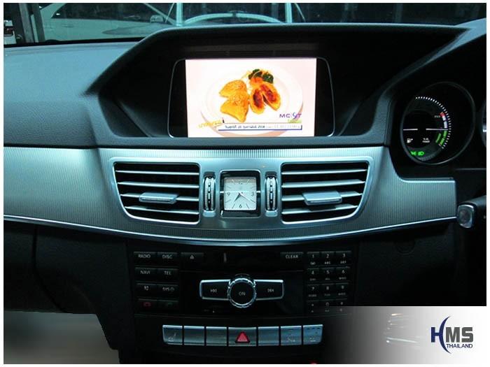 20150217 Mercedes Benz E200 W212_TV Digital_ASUKA