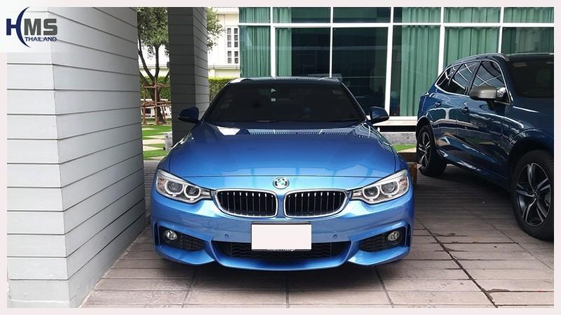20180711 BMW 420d ,ติดกล้องติดรถยนต์ บน BMW 420d
