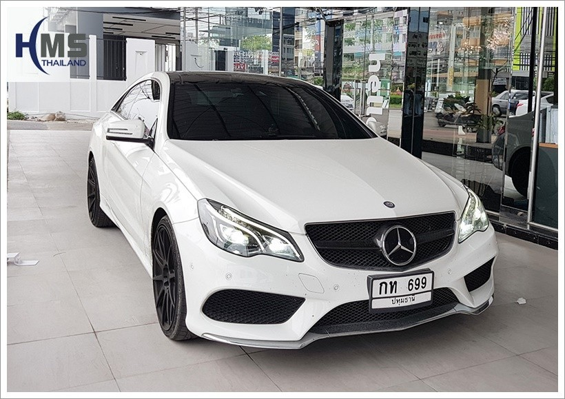 20180202 Mercedes Benz E200 W212_front