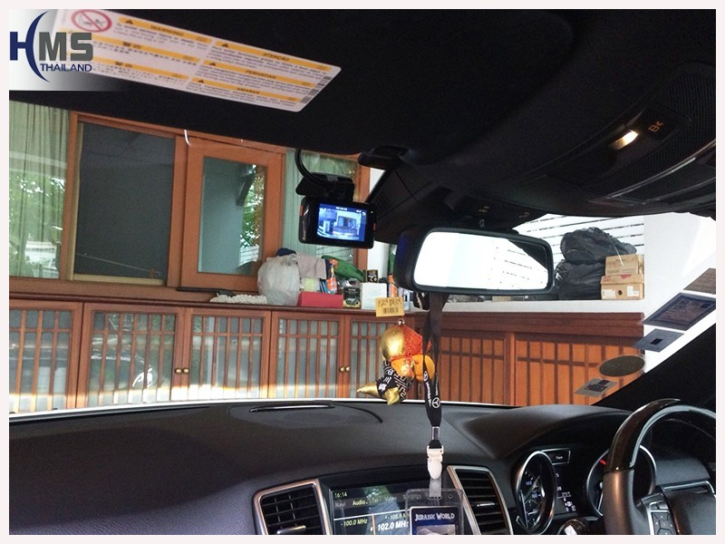20180705 Mercedes Benz ML250_W166_DVR_Mio_MiVue_792,กล้องหน้ารถ,กล้องติดหน้ารถ,กล้องบันทึก