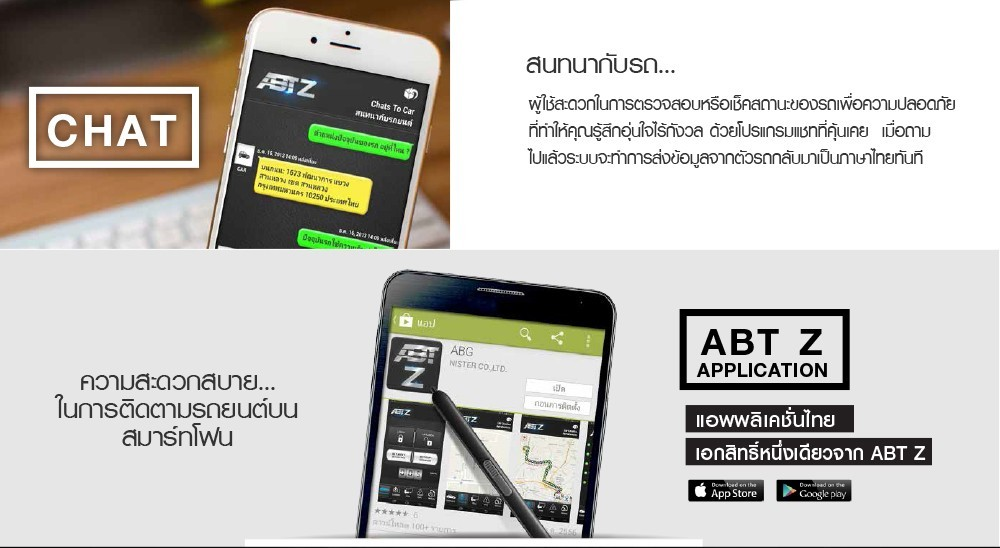 ABT SMART Z APPLICATION