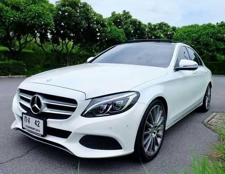 Benz C350e
