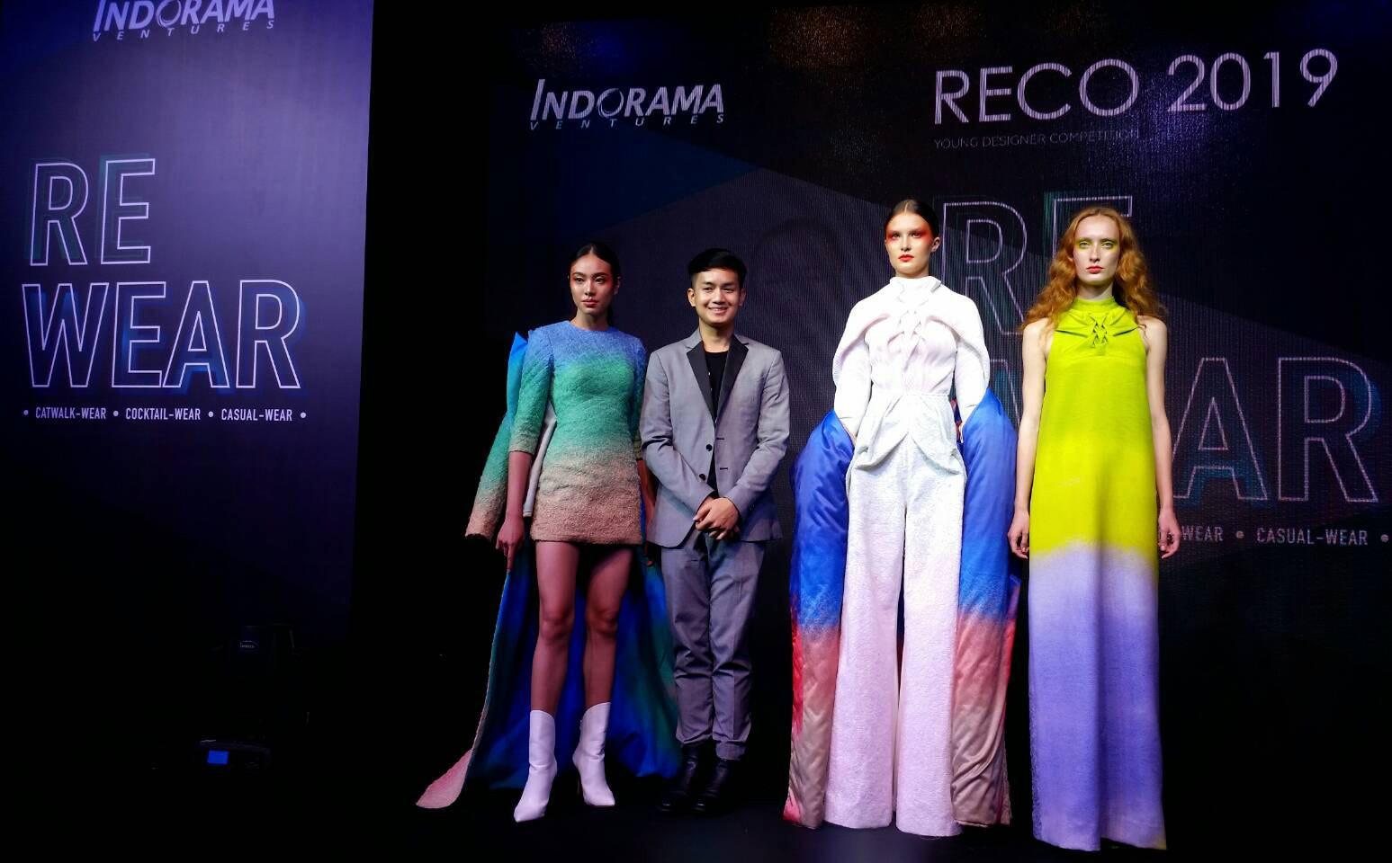 ผลงานชุดประกวดงาน Reco 2019