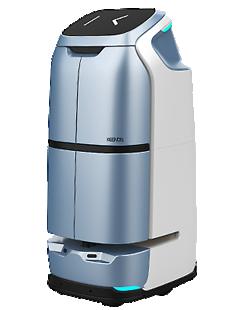 หุ่นยนต์บริการ keenon robot w3