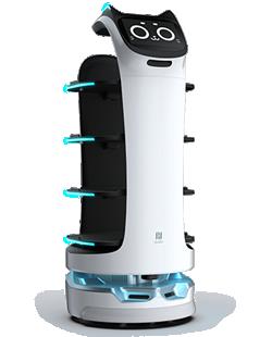 หุ่นยนต์ส่งอาหาร BELLABOT