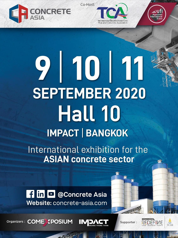 Concrete Asia
