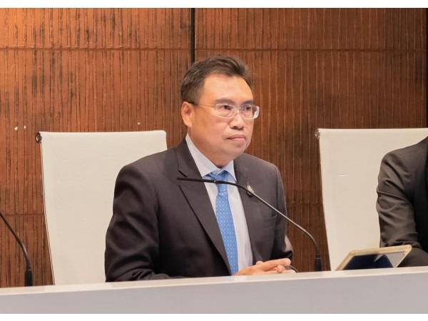 """""""คลัง"""" รายงานประมาณการเศรษฐกิจไทยปี 2563 และ 2564"""