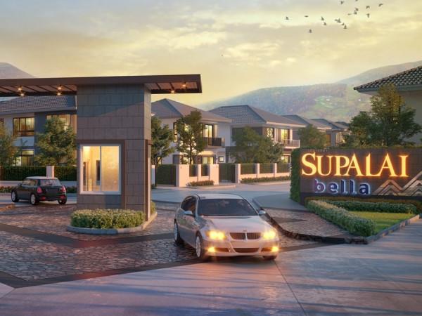 """""""ศุภาลัย"""" ปักหมุดชลบุรี เพิ่มโครงการ """"เบลล่า บ้านสวน - เศรษฐกิจ"""" ใจกลางเมือง เริ่ม 2.59 ลบ."""