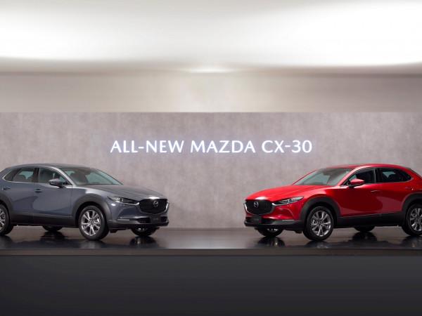 """""""มาสด้า"""" ครองแชมป์ยอดขายรถครอสโอเวอร์เอสยูวีไตรมาสแรก 2020 รวมกว่า 2,201 คัน"""