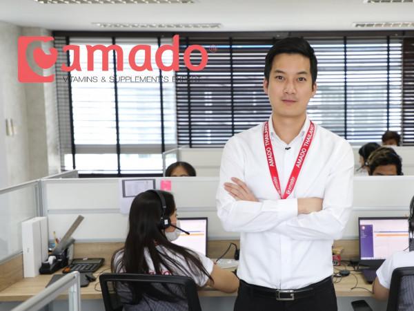 """""""อมาโด้"""" โชว์ยอดขาย 5 ด. 600 ล้านบาท ลุยขายออนไลน์ เพิ่มช่องทางสู่ E-Marketplace"""