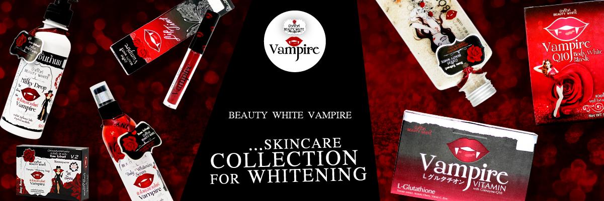 Beauty White Vampire บิวตี้ไวท์ แวมไพร์