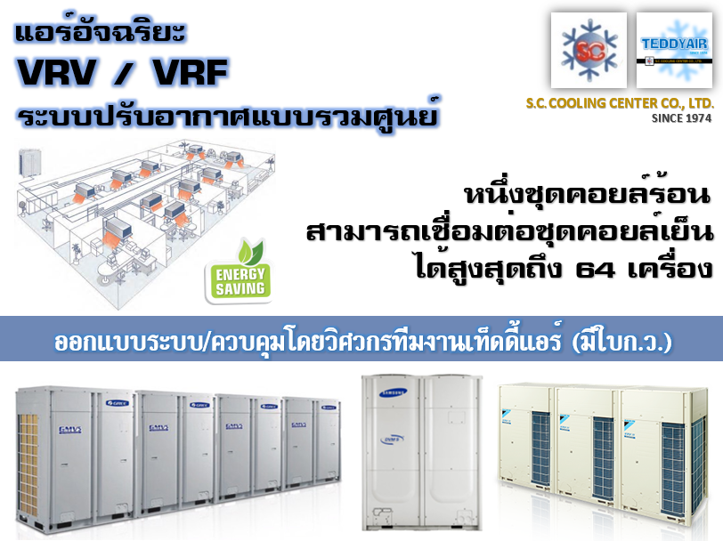 VRV VRF Multi-System