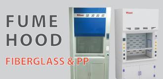 Fumehood Fiberglass & PP