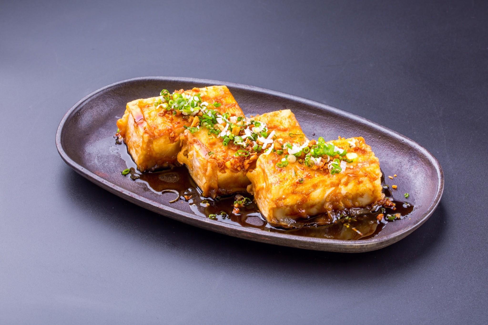 สเต็กเต้าหู้ (Tofu Steak)