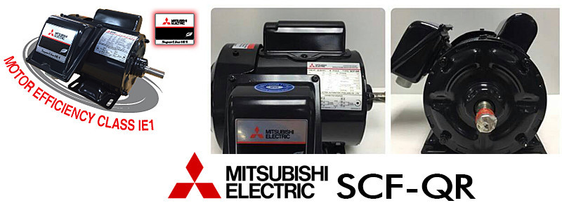 MITSUBISHI รุ่น SCF-QR