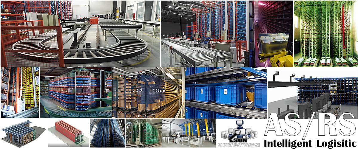Warehouse Automation & Rack ระบบคลังสินค้าอัจฉริยะ