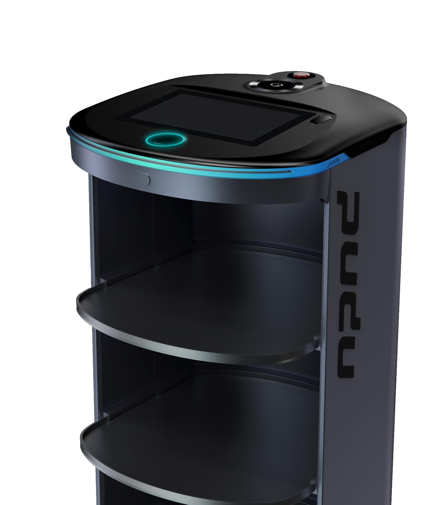 หุ่นยนต์เก็บจาน HolaBOT