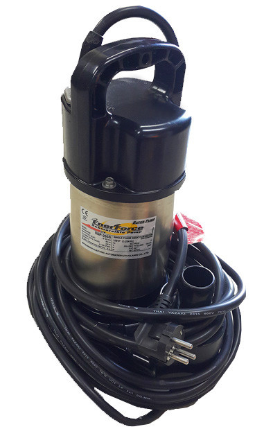 Stainless Submersible Pump Mitsubishi รุ่น SSP