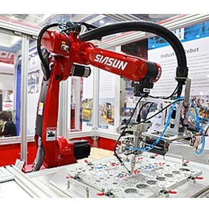 Industrial Robot ( Arm Robot ) หุ่นยนต์แขนกล