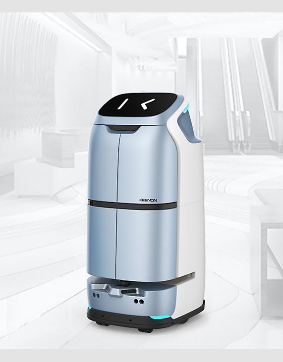 หุ่นยนต์บริการ Keenon Robot รุ่น W-3