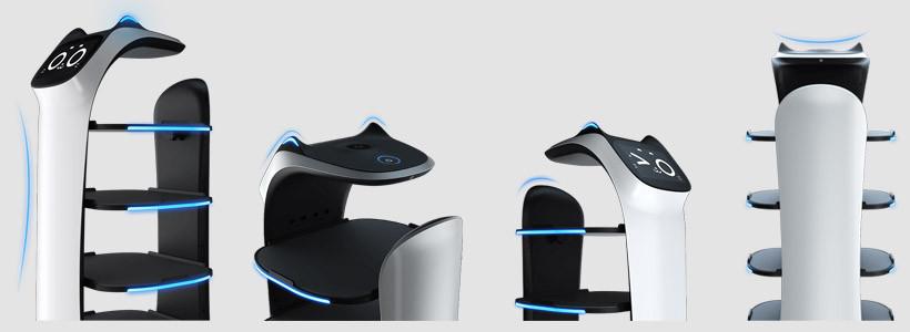 BellaBot หุ่นยนต์บริการ