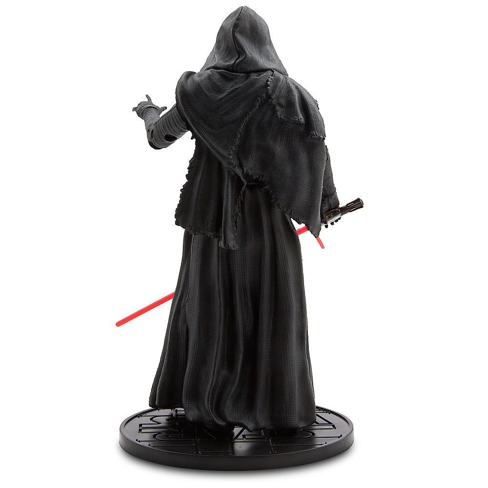 Star Wars Force Awakens Disney Die Cast Kylo Ren Elite Series Action Figure