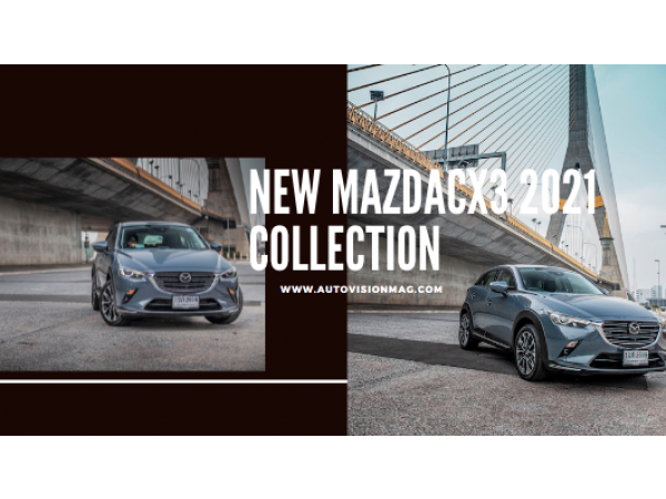 New Mazda  CX3 2021 Collection