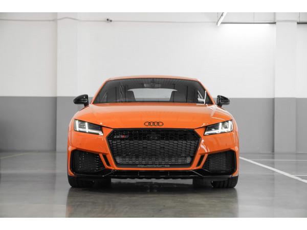 """The New Audi TT RS Coupé""  สุดยอดไอคอนของอาวดี้ตลอดกาล"