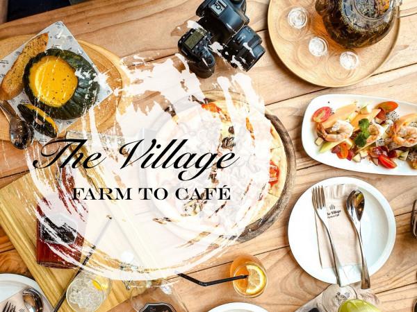The Village Farm To Café
