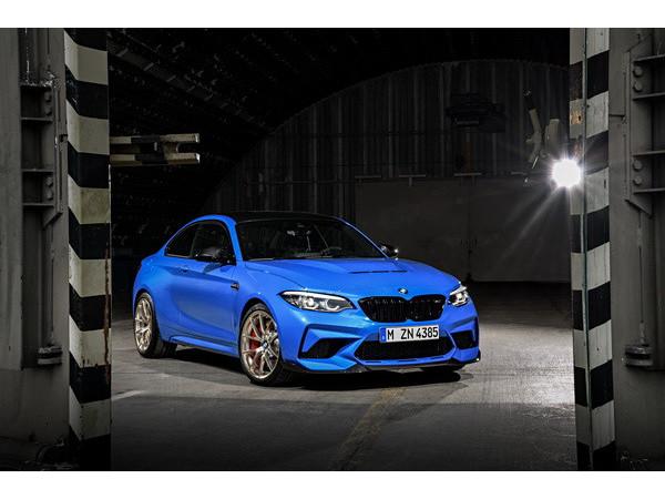 BMW M2 CS น้องเล็กตระกูล M รุ่น Limited Edition   ความเร็วเต็มพิกัดจากสนามแข่งสู่ท้องถนน
