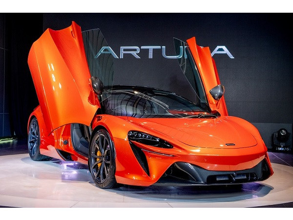 McLaren Artura ซูเปอร์คาร์ไฮบริด สมรรถนะสูง  รุ่นใหม่แกะกล่อง เผยโฉมที่ไทยเป็นประเทศแรกในอาเซียน
