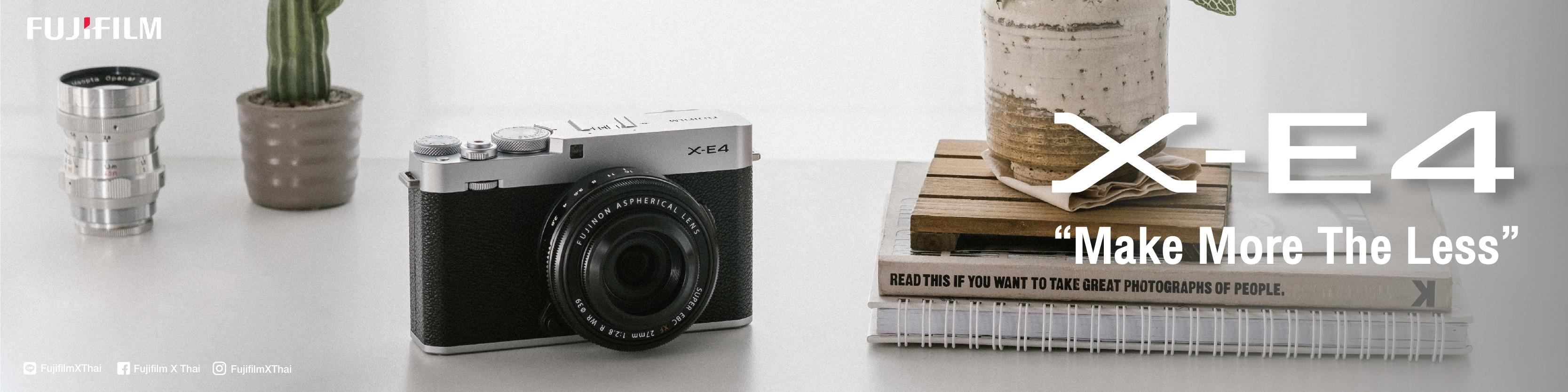 Fuji XE4
