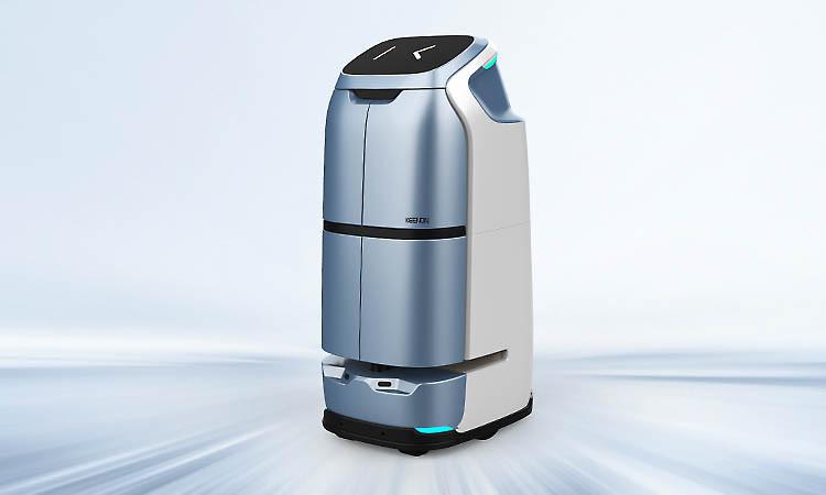 keenon robot w3