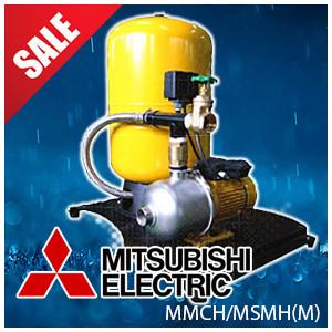 ปั๊มน้ำ mitsubishi