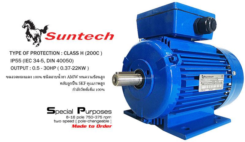 มอเตอร์ไฟฟ้า ( Induction Motor )