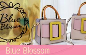 BlueBlossom Bag