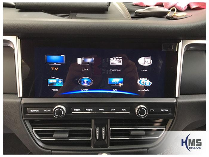 20190522 Porsche Macan TV Digital ASUKA HR630