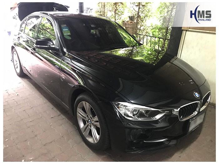 20190523 BMW 320d F10 front