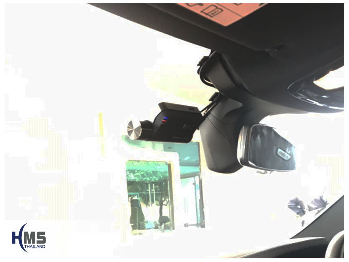 20190507 BMW 530i G30 DVR Thinkware Q800 front sideล้องบันทึกเหตุการณ์ ,กล้องบันทึก, กล้องติดหน้ารถ, กล้องวีดีโอ, DVR, Driving Video recorder, thinkware, Blackvue, ,carcamkorea ,กล้องวีดีโอ, test drive ,