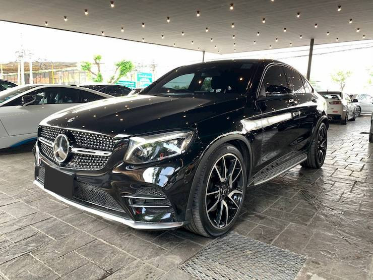 Mercedes Benz GLC43 Coupe AMG 4MATIC