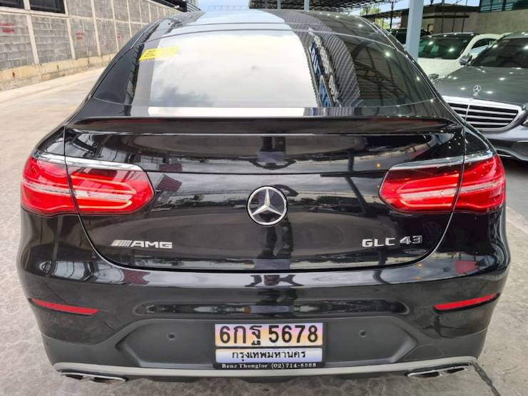 Mercedes-Benz GLC43 Coupe AMG