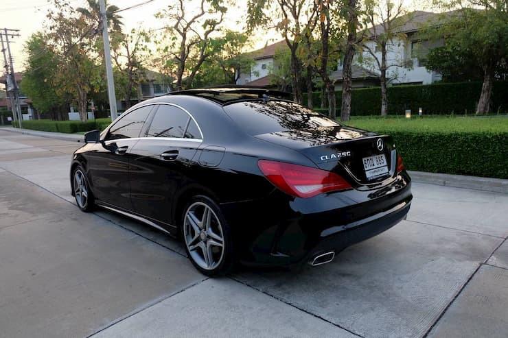 Benz CLA250