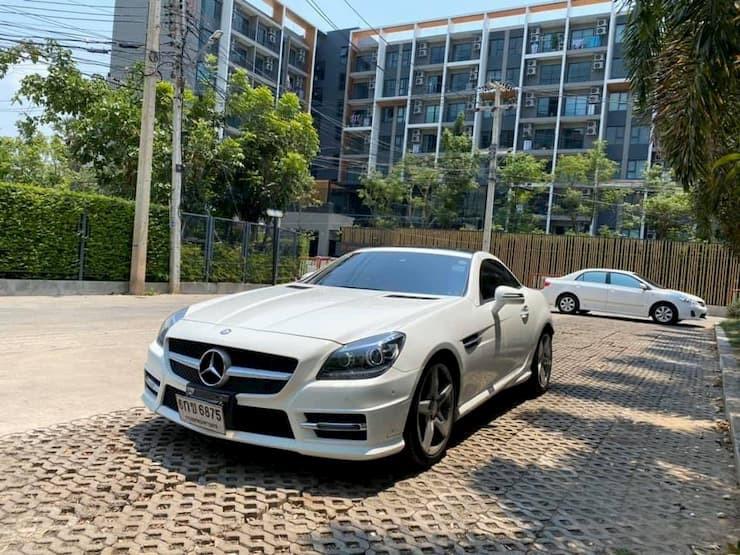 Mercedes Benz SLK200 AMG