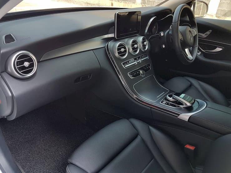 Mercedes-Benz C350e AV Year2017