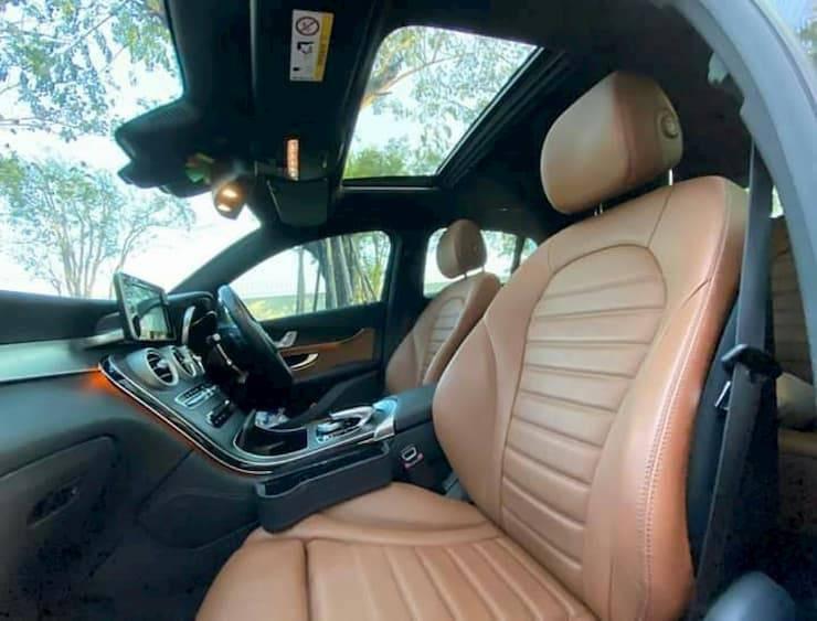 Benz GLC250d
