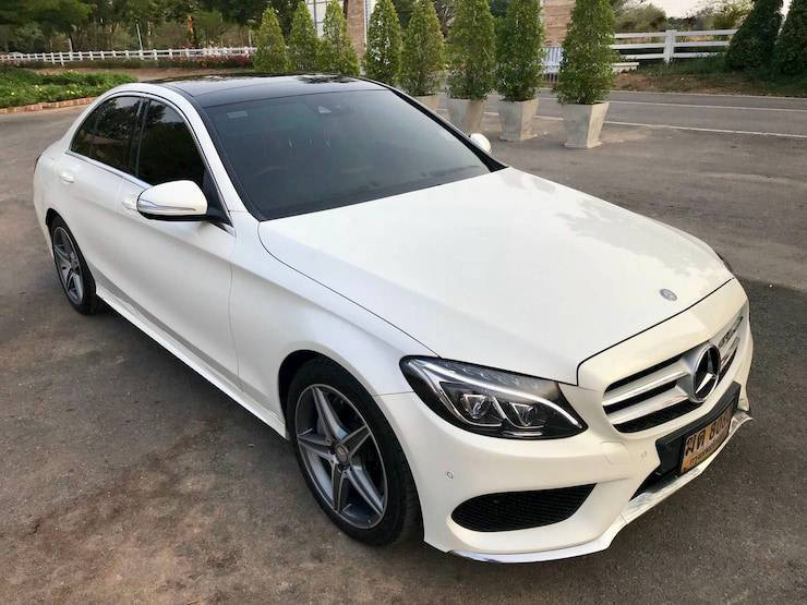 Mercedes-Benz C250 AMG Top Option