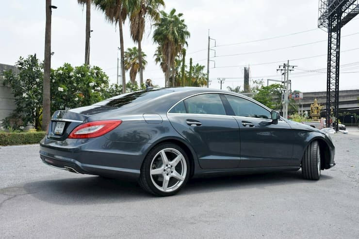 Mercedes Benz CLS250 CDI AMG Package Year2014