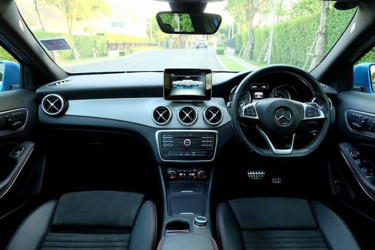 Mercedes-Benz GLA250 AMG Year2017