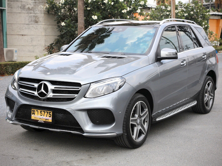 Benz GLE 250d AMG Year2017