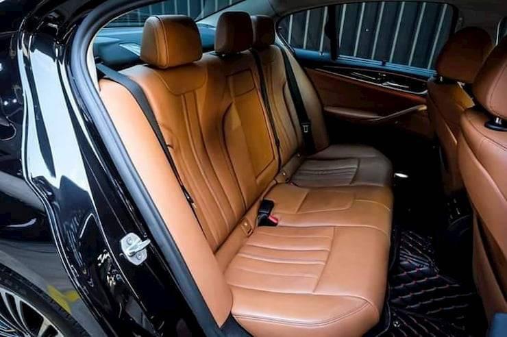 BMW 520d G30 Sport 2.0 Year2017